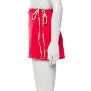 d93fe45e3255 Burberry Swim - Burberry swim wrap skirt. Sz S. NWT